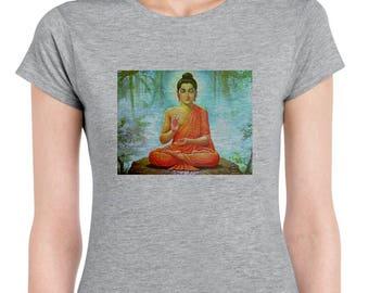 Buddha Samadhi Shirt, Spiritual Buddhist Religion Meditation Yoga me t shirt