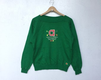 Vintage 90s Adidas Pullover Adidas Hip Hop Style Size L