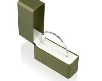 Flee From Temptation bracelet by FaithfulBand - Inspirational Gifts, Christian Bracelet