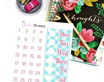 Easter | Date Covers | Erin Condren Life Planner Vertical