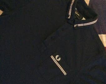 Fred Perry polo perfect for summer very mod