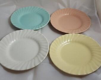 Franciscan Coronado 4 Bread & Butter Plates