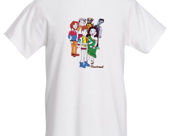 of Montreal t-shirt