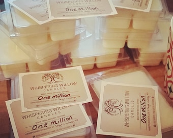 Whispering Willow Candles and wax melts all made from natural soywax and luxury oils.  Handmade and handpoured