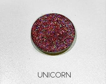 Pressed Glitter Eyeshadow - 'Unicorn'