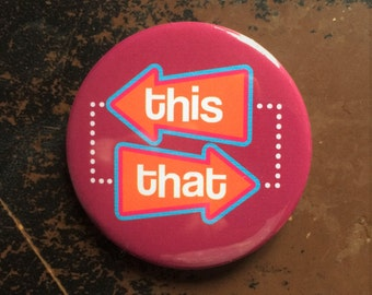 This That 45mm badge