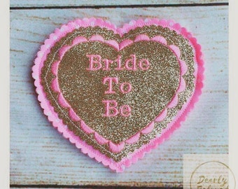 Bride To Be Badge, Hen Party Badge, Bridal Shower, Hen Party, Hen Do, Bride To Be, Hen Badge