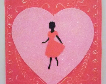 Valentine Card for Woman