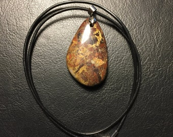 SALE  Jasper necklaceю perfect gifts for her