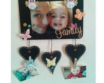Photo boards made to order and personalised