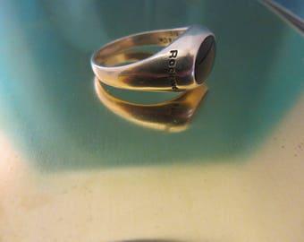 TIFFANY&CO  NASA Rockwell chalcedony ring