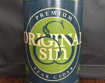 Original Sin Pear Cider Soy Candle