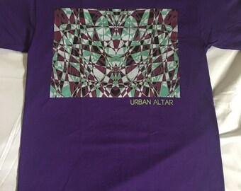 True Symmetry Graphic Tee T-Shirt Streetwear urban apparel geometry