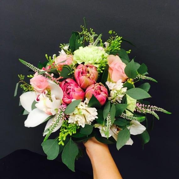 Wedding Bouquet - Round