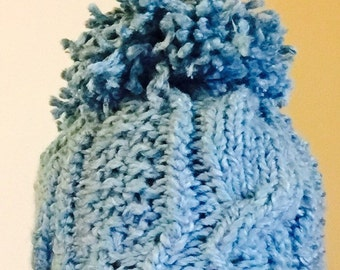My Favorite Hat - Sky Blue