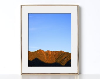 Mountain Poster Digital Download Cabin Wall Decor Mountain Photography Printable Art Mountain Print Minimalist Art Mountains Poster Art