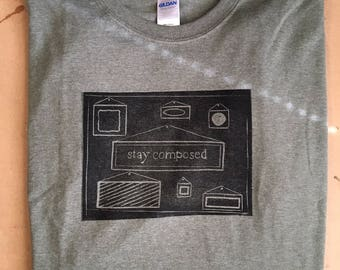 Stay Composed T-Shirt