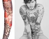Full Arm Tattoo Sleeve