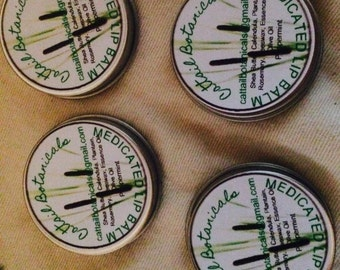 Medicated lip Balm