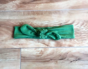 Go Green bow