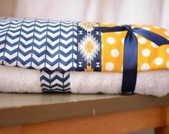 Hooded towel
