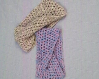 made to order crochet cowl