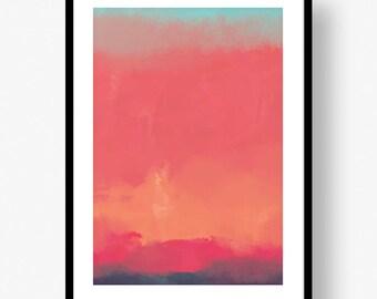 Colour Field (Vibrant)