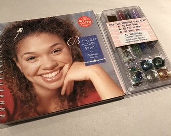 DESTASH: Klutz Beaded Bobby Pins Kit