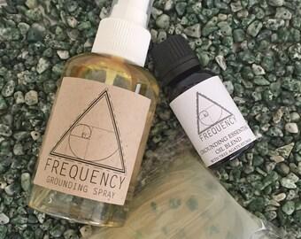 Grounding Aromatherapy Set
