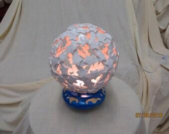 Star ball lamp