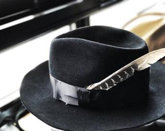 Wide Brim Fedora Practice Hat