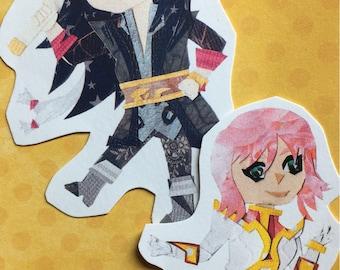 Tales of Vesperia: Sticker Set