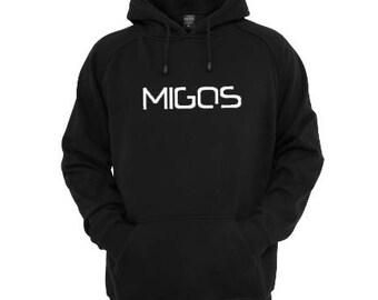 Migos Hoodie, Culture, New Album, 2017, YRN, Custom t shirts, Trap shirts, Trap Music, Quavo, Rap, Migo fan gear