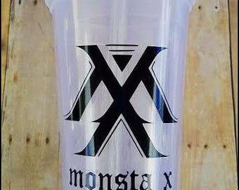 Monsta X Tumbler KPOP Vinyl Monbebes