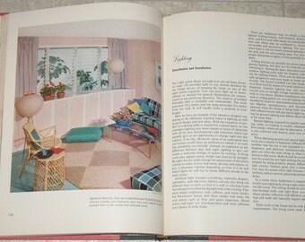 Vintage book- Ladies Home Journal Book of Interior Decoration.