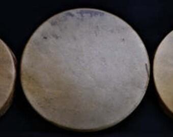 "16-18"" Native American Moose Drum"