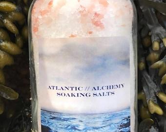 Fresh Lilac Soaking Salts
