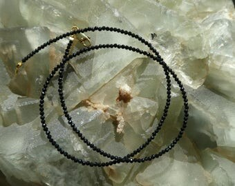 """Spinel necklace """"Nora"""""""
