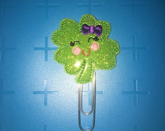 Girly Shamrock