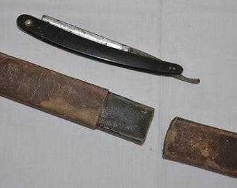 Antique Made in Germany Straight Razor