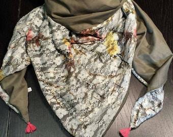 Scarf/shawl scarf stole scarf