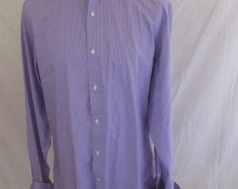 Shirt HACKETT size 42 Violet to-66%