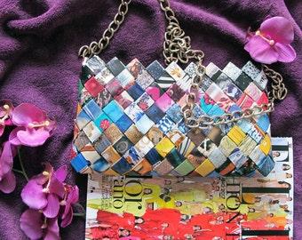 """Hand Bag (9.5"""" x 5.5"""")"""