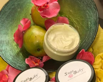 Mango Whipped Body Butter Cream