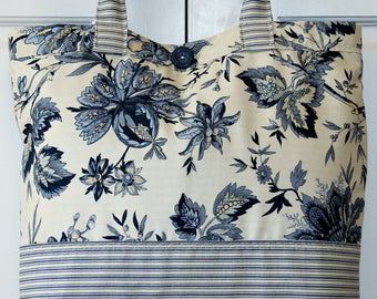 Tote ~ Beach Bag #25N-1214
