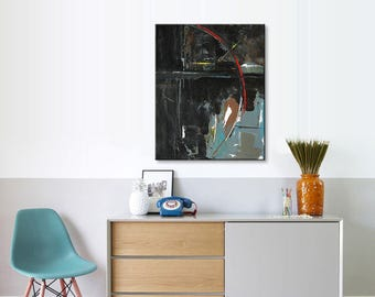 Abstract Painting Acrylic Painting Wall Decor Wall Hangings Oil Painting Mixed Media