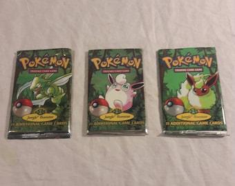 Original Pokemon Trading Cards (3 piece set)