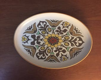 Serving Plate - Canterbury by Denby (England)