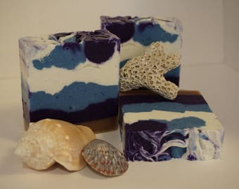 Handmade Day at the Beach Soap