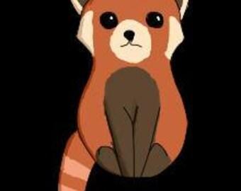 Bean Red Panda